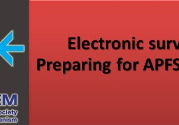 Electronic survey: Preparing for APFSD 2015